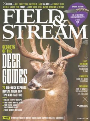 field & stream magazine