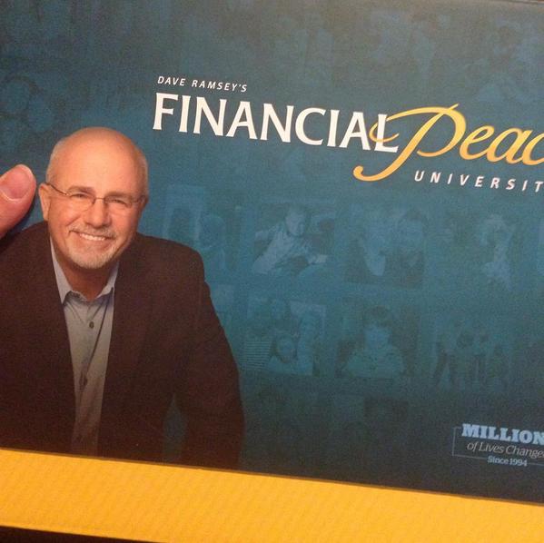 financial peace university kit