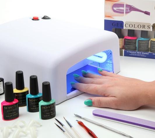 gel nail system