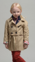 girl trench coats