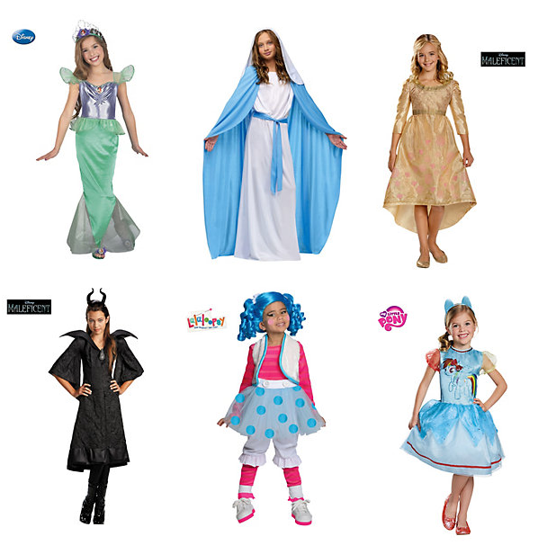 girls costumes under $20