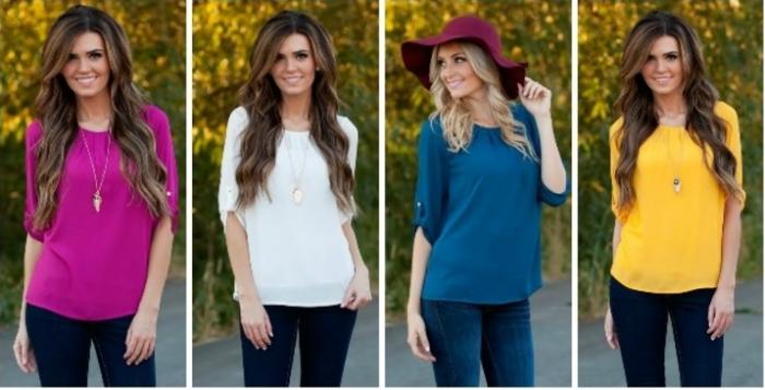 kendyl blouse