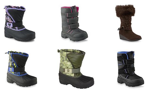 kmart bogo boots