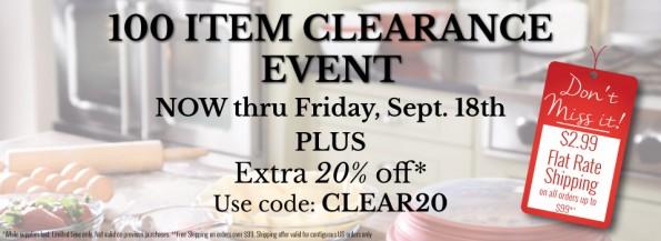 oneida clearance sale