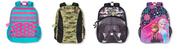 the childrens place backpacks