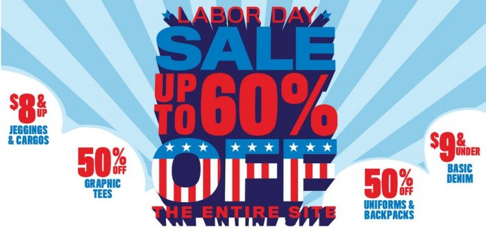 the childrens place labor day sale