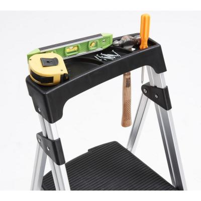 3-Step Aluminum Ultra-Light Step Stool Ladder 1