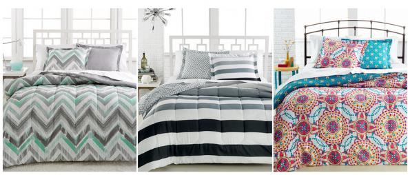 3 piece comforters