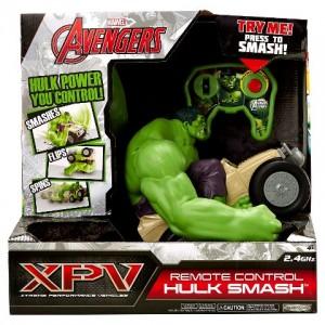 AVENGERS – Hulk Smash RC XPV