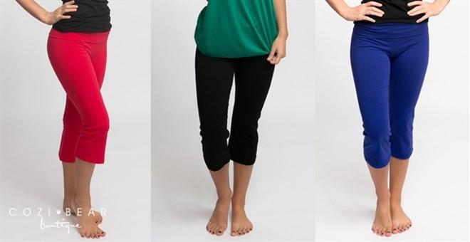 Best Selling Crop Yoga Pants