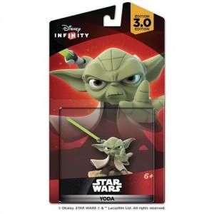 Disney Infinity Star Wars figure (exclusive light up Yoda)