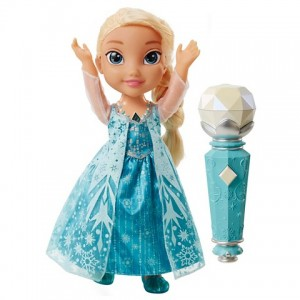 Frozen Sing Along with Elsa Doll