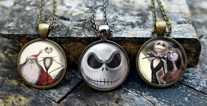 Halloween Inspired Necklaces