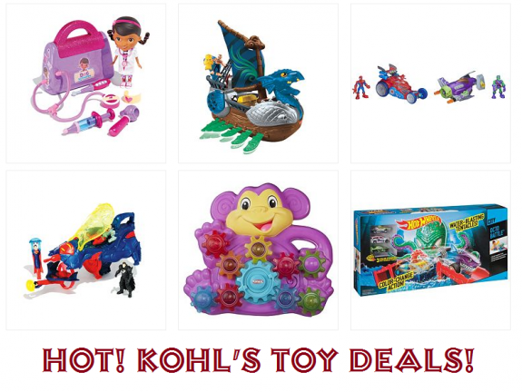 Kohl S Toys For Boys : Kohl s hot toy deals utah sweet savings
