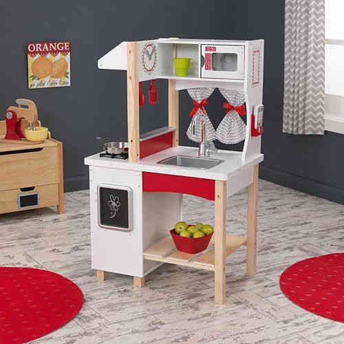 KidKraft Modern Island Kitchen Play Set