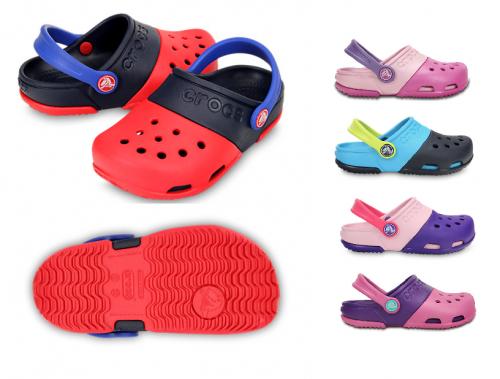 Kids' Electro II Clog crocs