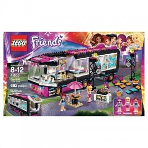 LEGO Friends Popstar Tour Bus
