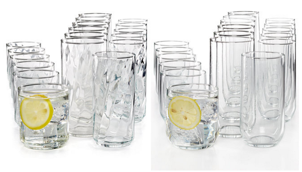 Luminarc Dinner Glasses18 Piece Set