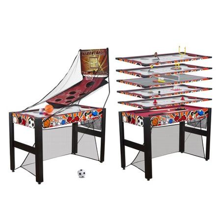 Medal Sports  10 in 1 Multi-Game Table