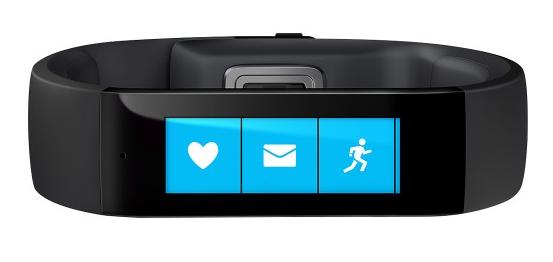 Microsoft - Band Smartwatch