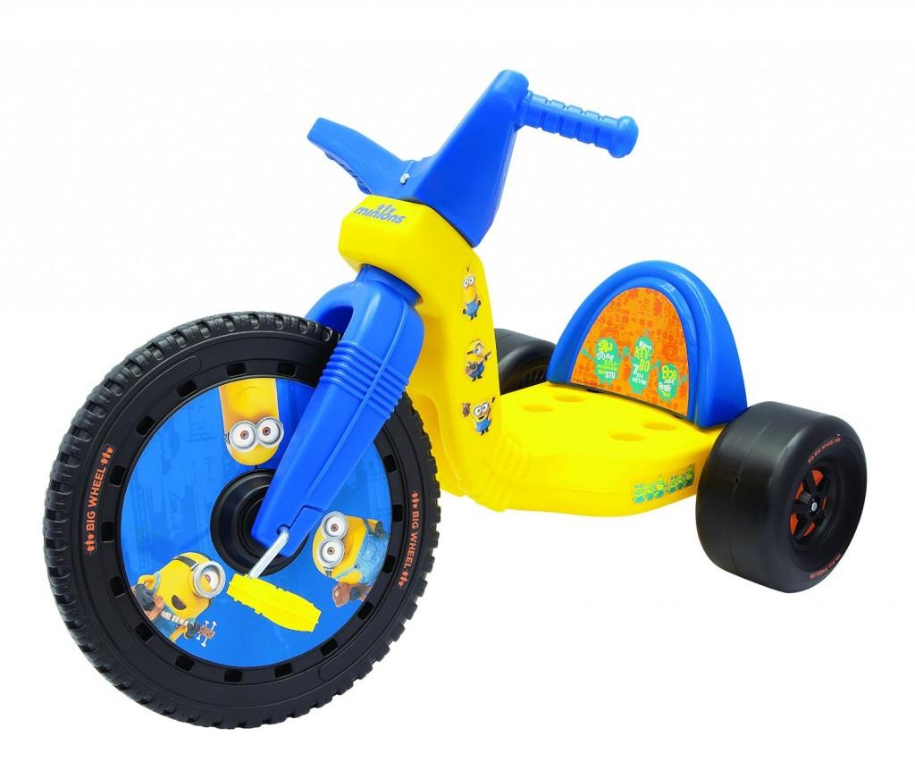 Minions Big Wheel