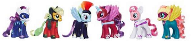 My Little Pony Power Ponies Collector Pack