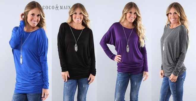 Perfect Dolman Top