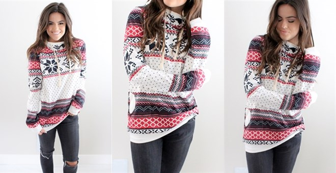 popular christmas sweater or double hooded sweatshirt for 2699 utah sweet savings