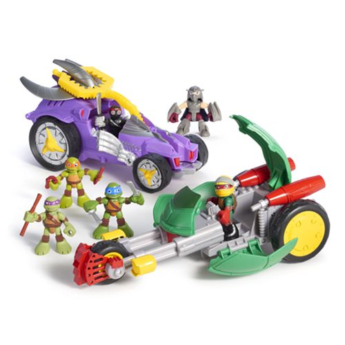 Teenage Mutant Ninja Turtles Half Shell Heroes Battle Pack