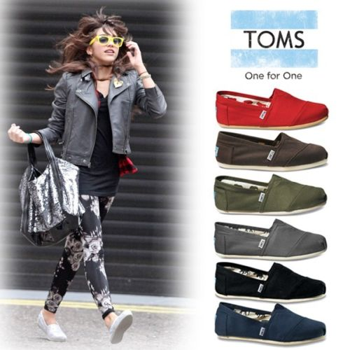Toms Classic Women's Slip-On Shoes