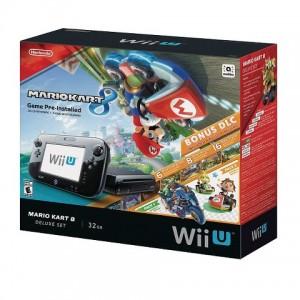 WiiU Bundle with Mario Kart from Nintendo