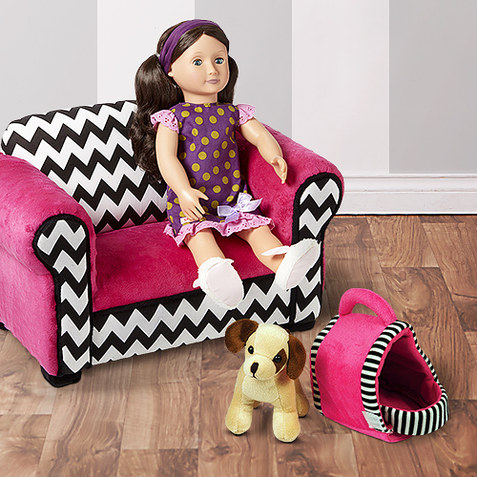 If Your Little One Loves To Play With Her 18u2033 Dolls, Thereu0027s A Huge Sale  Going On At Zulily Where Youu0027ll Find Backpacks, Furniture, Clothes, And  Much More!
