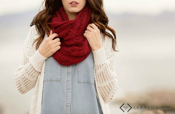 cents of style fall scarves