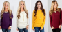 dolman tunic sweater