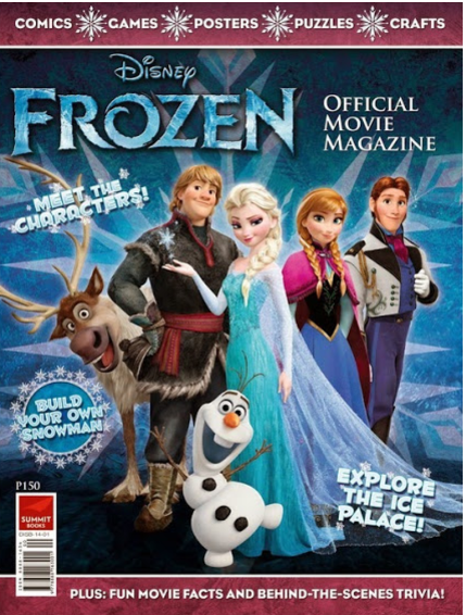 frozen mag