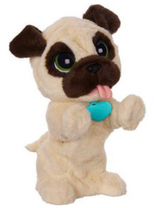 furreal pet jj pug