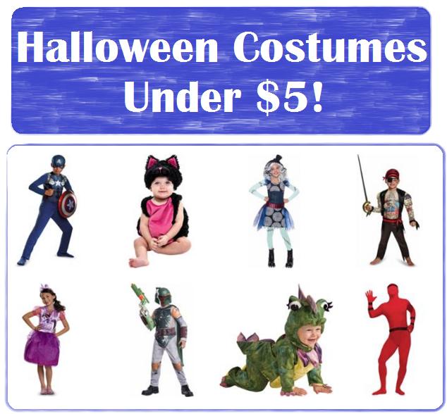 halloween costumes under $5