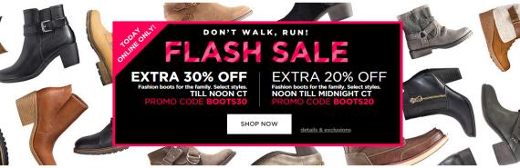 kohls boots sale