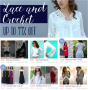 lace and crochet sale