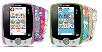 leapfrog leappad2 custome edition kids tablet for learning