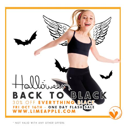 limeapple back to black