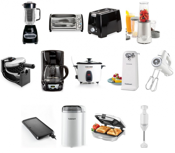 small kitchen appliances $16.99 – $19.99! – utah sweet savings