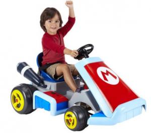 mario cart power wheel