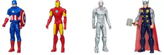 marvel figures