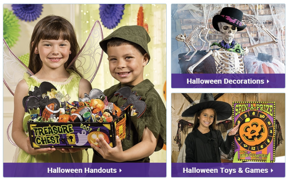 Oriental Trading: FREE Shipping! Great Deals for Halloween Crafts ...