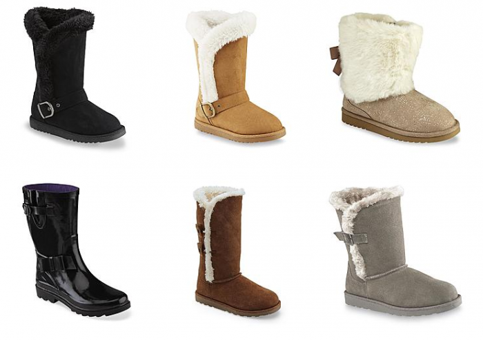 sears boots