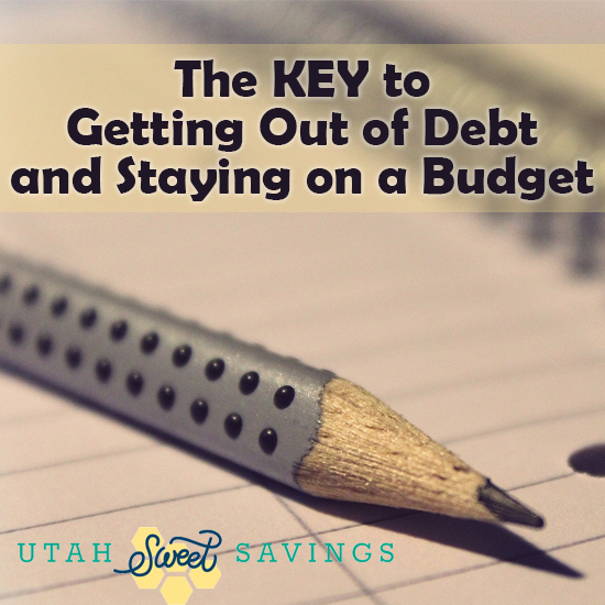 staying out of debt