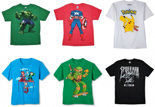 target boys graphic tees