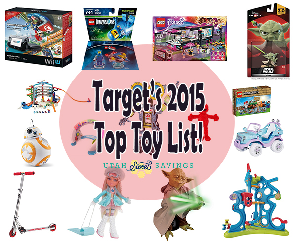 target top toy list