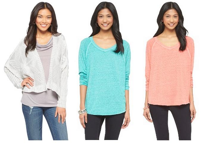 target womens clothing